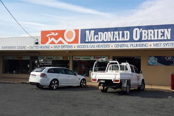 About Us Mcdonald O Brien